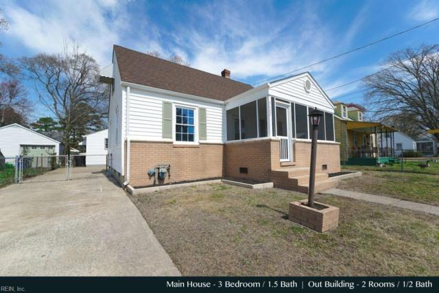 3402 Brighton St, Portsmouth, VA 23707 (#10260258) :: The Kris Weaver Real Estate Team