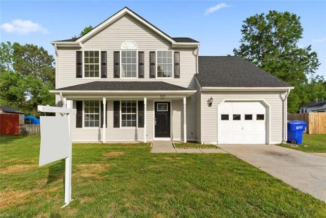 853 Haskins Dr, Suffolk, VA 23434 (#10260272) :: Momentum Real Estate