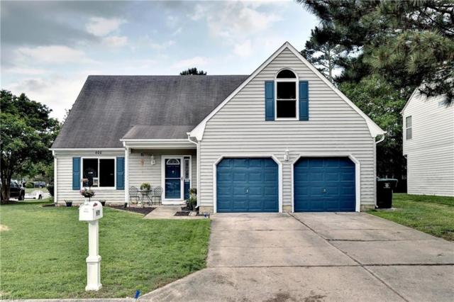 600 Aylesbury Dr, Newport News, VA 23608 (#10260273) :: AMW Real Estate