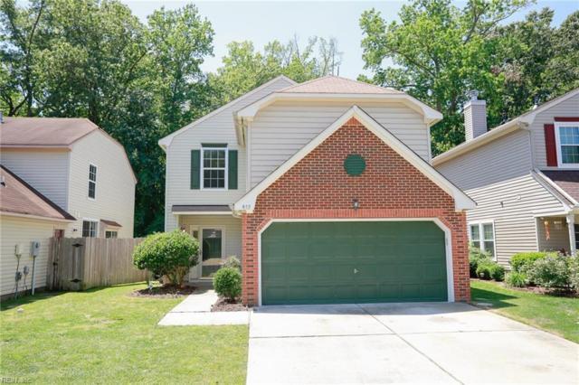 812 Greystone Trce, Newport News, VA 23602 (#10260341) :: Berkshire Hathaway HomeServices Towne Realty