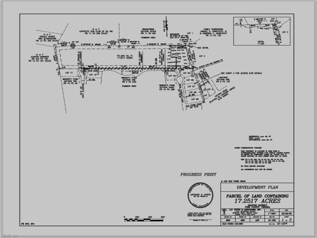 17ACRE Old Pond Rd, York County, VA 23692 (#10260356) :: Abbitt Realty Co.