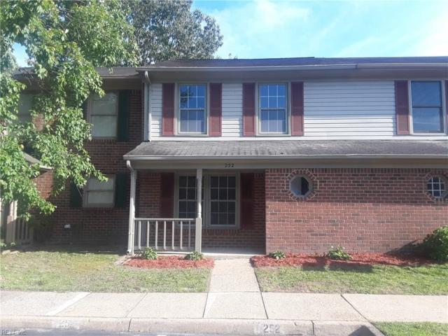 252 Loch Cir, Hampton, VA 23669 (#10260361) :: Abbitt Realty Co.
