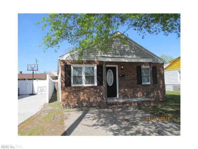 1538 Manson St, Norfolk, VA 23523 (#10260374) :: Abbitt Realty Co.