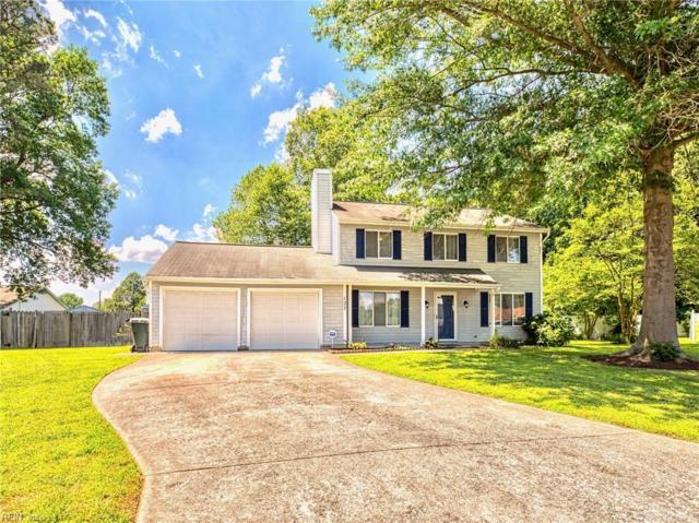 137 Fenwood Cres, Newport News, VA 23608 (#10260390) :: AMW Real Estate