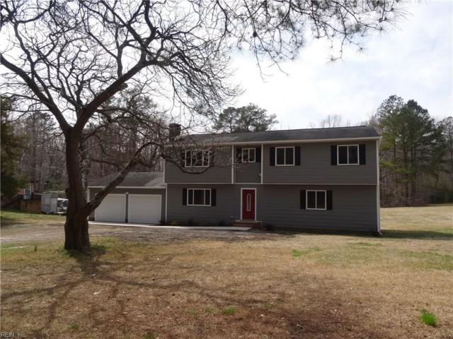 16030 Carroll Bridge Rd, Isle of Wight County, VA 23430 (#10260520) :: Atkinson Realty