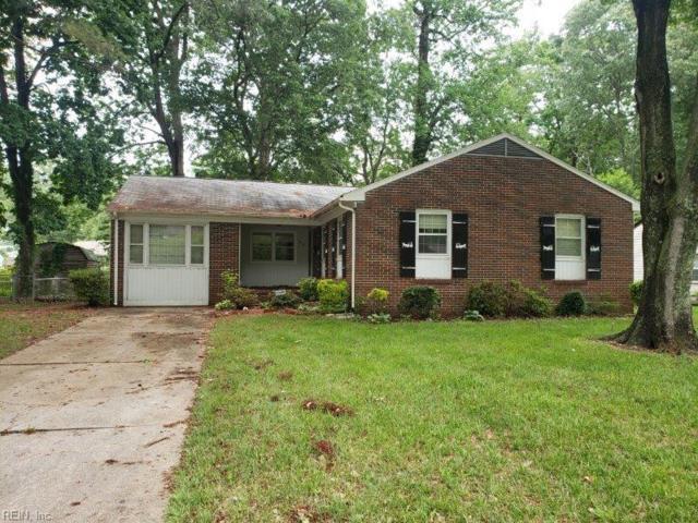 413 Flint Dr, Newport News, VA 23602 (#10260553) :: AMW Real Estate