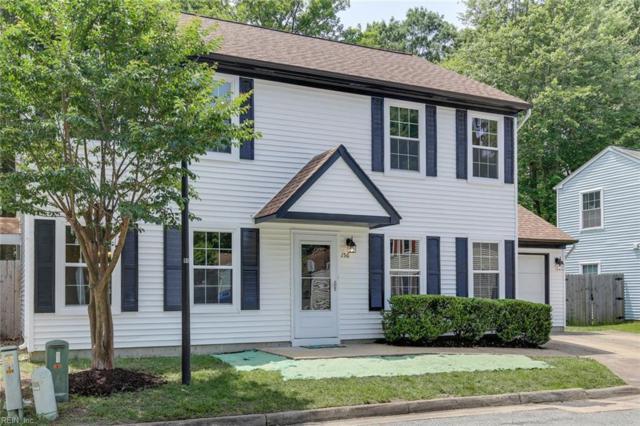 156 S Hall Way, Newport News, VA 23608 (#10260640) :: Abbitt Realty Co.