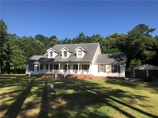 12036 Tucker Swamp Rd, Southampton County, VA 23898 (#10260949) :: Atlantic Sotheby's International Realty