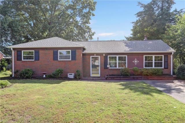 8 Plantation Dr, Hampton, VA 23669 (#10261062) :: Abbitt Realty Co.