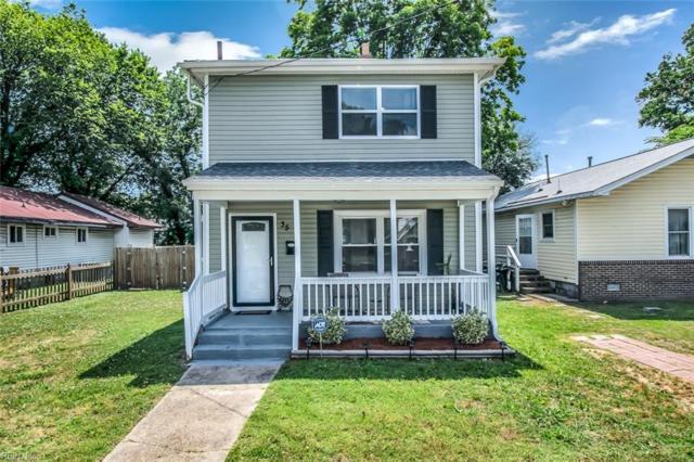 35 W Virginia Ave, Hampton, VA 23663 (#10261387) :: Abbitt Realty Co.