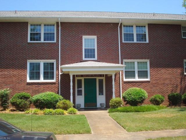 100 Forsythe St E-4, Norfolk, VA 23505 (#10261491) :: Kristie Weaver, REALTOR