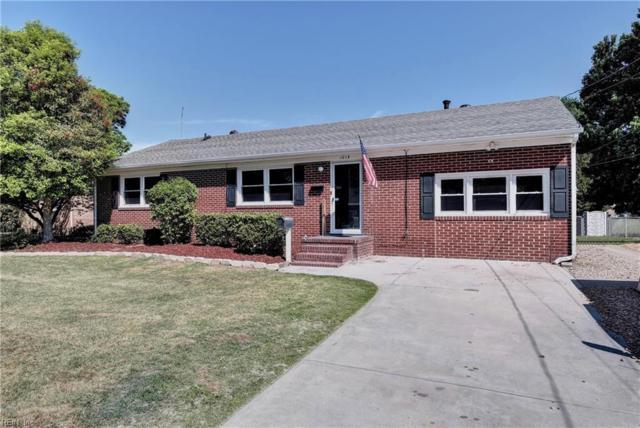 1019 Birdella Dr, Newport News, VA 23605 (#10261607) :: Abbitt Realty Co.