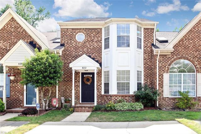 822 S Lake Cir, Chesapeake, VA 23322 (#10261712) :: Momentum Real Estate