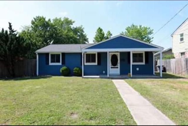 2011 Neville Cir, Hampton, VA 23663 (#10261835) :: Abbitt Realty Co.