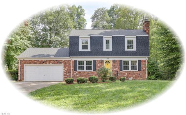 162 Corinthia Dr, Newport News, VA 23608 (#10261892) :: Abbitt Realty Co.