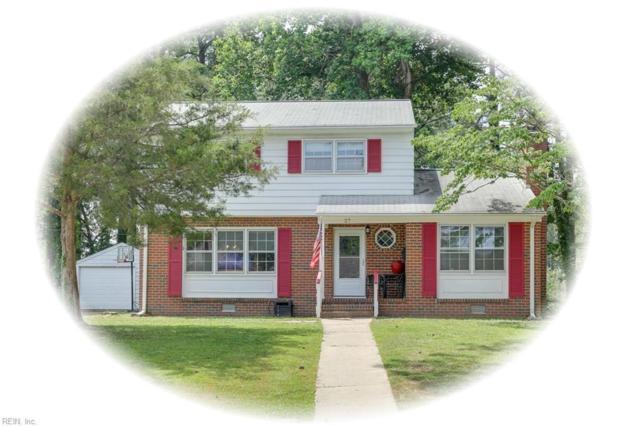 27 Arline Dr, Newport News, VA 23608 (#10261894) :: Abbitt Realty Co.