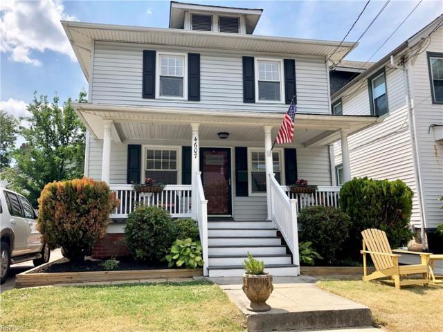 4607 Newport Ave, Norfolk, VA 23508 (#10261914) :: Atlantic Sotheby's International Realty