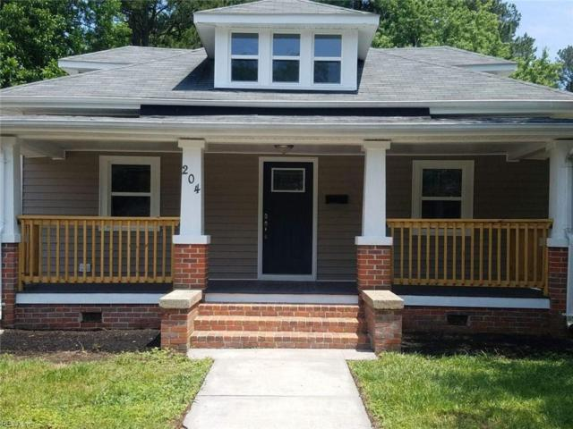 204 N Broad St, Suffolk, VA 23434 (#10262102) :: AMW Real Estate