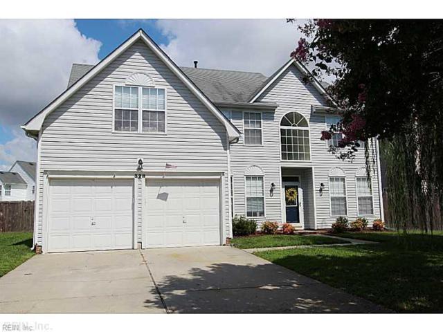 328 Hagenspring Rd, Chesapeake, VA 23320 (MLS #10262188) :: Chantel Ray Real Estate