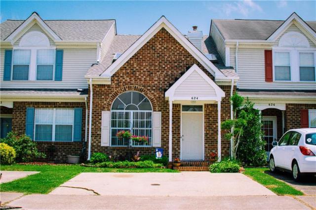624 S Lake Cir, Chesapeake, VA 23322 (#10262191) :: Momentum Real Estate