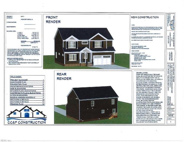 632 Rhoda Dr, Newport News, VA 23608 (#10262397) :: AMW Real Estate