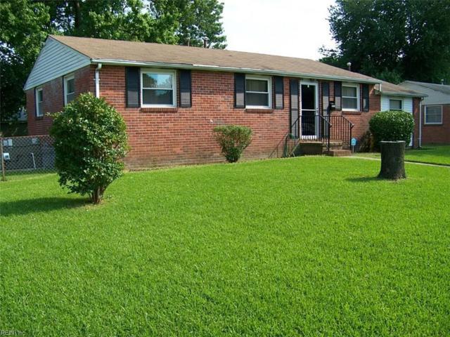 2014 Neville Cir, Hampton, VA 23663 (#10262585) :: Abbitt Realty Co.