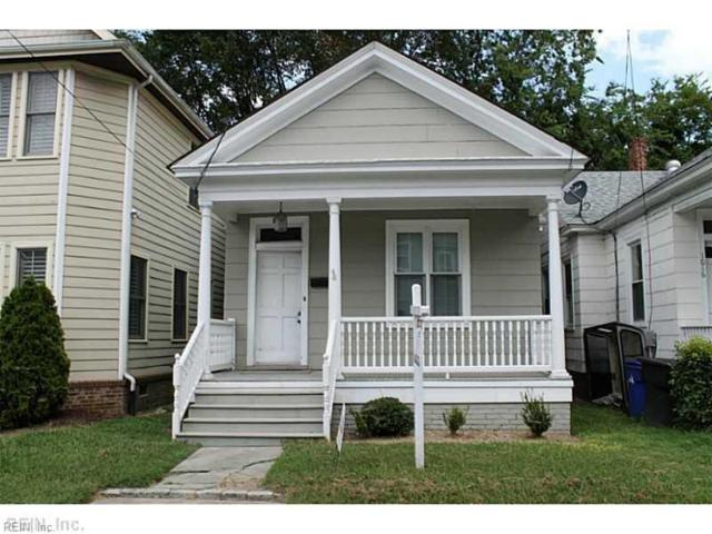 1020 Bay St, Portsmouth, VA 23704 (#10262674) :: Abbitt Realty Co.