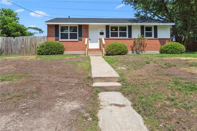 1313 Yeadon Rd, Chesapeake, VA 23324 (#10262795) :: RE/MAX Central Realty