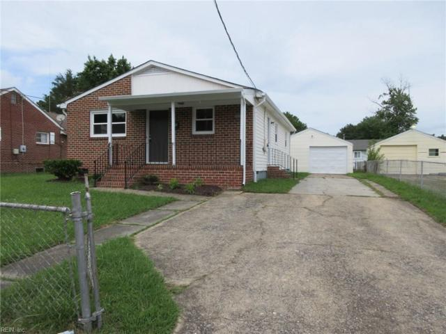 76 Calvary Ter, Hampton, VA 23666 (#10262929) :: Abbitt Realty Co.