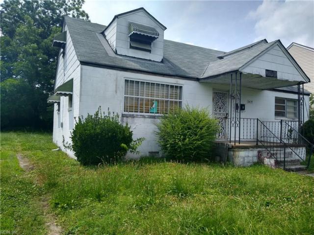 2419 Hanson Ave, Norfolk, VA 23504 (#10262941) :: Atlantic Sotheby's International Realty