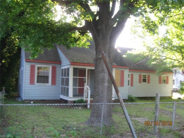 523 Homestead Ave, Hampton, VA 23661 (#10263003) :: Abbitt Realty Co.