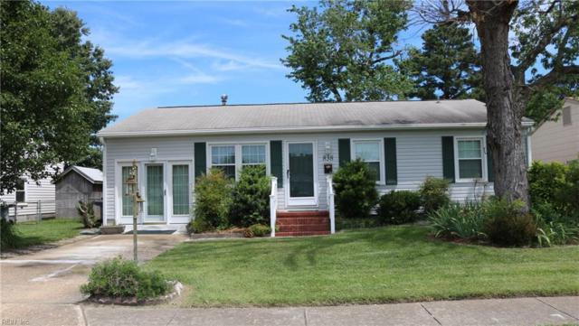838 Churchill Ter, Hampton, VA 23666 (#10263032) :: AMW Real Estate