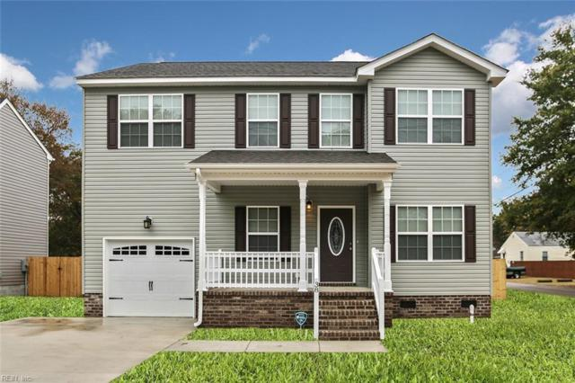 1500 Mt Vernon Ave, Portsmouth, VA 23707 (MLS #10263107) :: Chantel Ray Real Estate