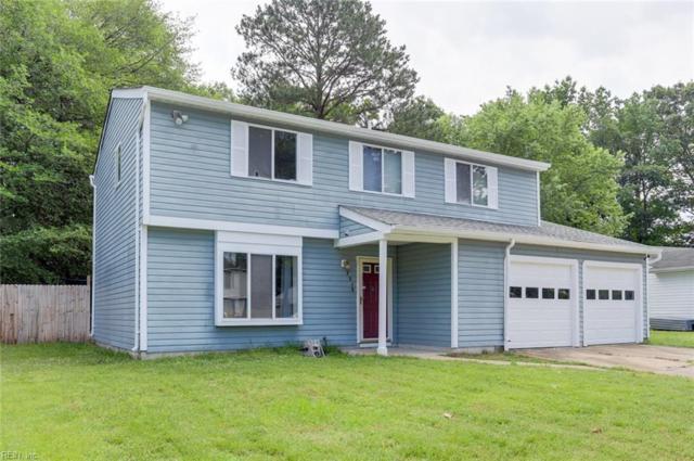 731 Chatsworth Dr, Newport News, VA 23601 (MLS #10263138) :: Chantel Ray Real Estate