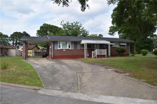 1517 Dandridge Dr, Portsmouth, VA 23701 (#10263195) :: Abbitt Realty Co.