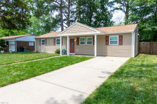 1815 Hurst Dr, Hampton, VA 23663 (MLS #10263316) :: AtCoastal Realty