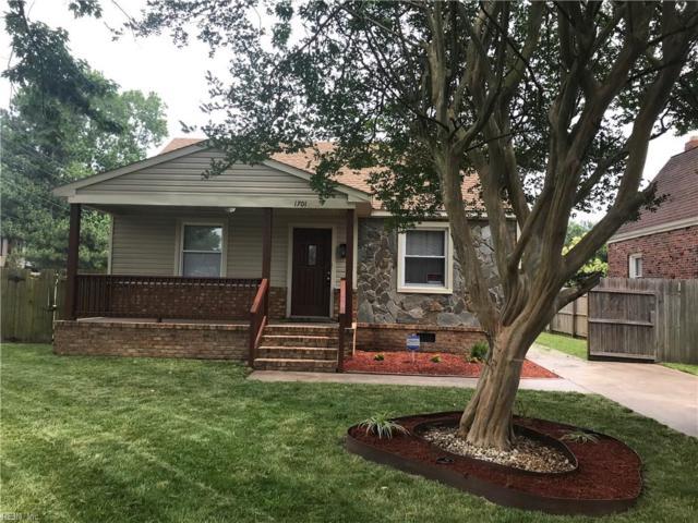 1701 Parker Ave, Portsmouth, VA 23704 (#10263351) :: AMW Real Estate