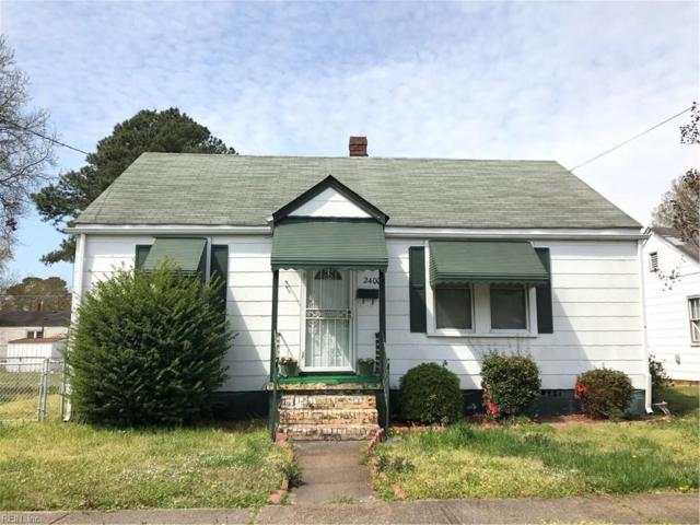 2400 Piedmont Ave, Portsmouth, VA 23704 (#10263431) :: AMW Real Estate