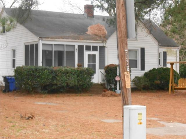 3808 Wyatt Dr Dr, Portsmouth, VA 23703 (#10263458) :: Berkshire Hathaway HomeServices Towne Realty