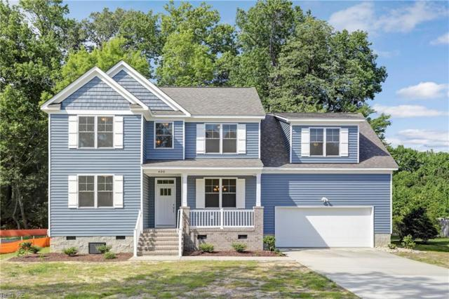 625 Fairfax Way, James City County, VA 23185 (#10263774) :: Atkinson Realty