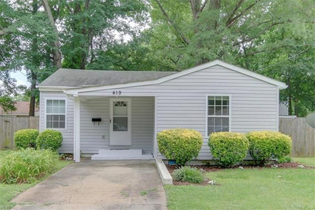 419 Macdonald Rd, Norfolk, VA 23505 (#10263787) :: Berkshire Hathaway HomeServices Towne Realty