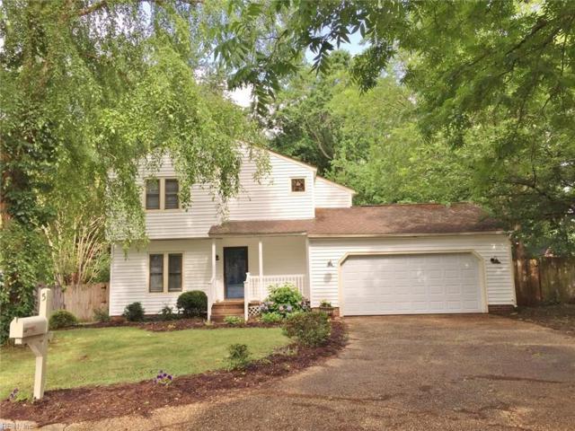 5 Round Table Ct, Newport News, VA 23602 (#10263892) :: The Kris Weaver Real Estate Team