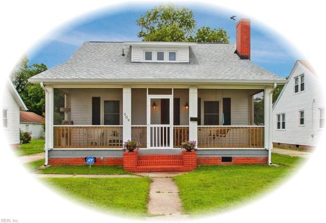 509 Newport News Ave, Hampton, VA 23669 (#10263907) :: Berkshire Hathaway HomeServices Towne Realty