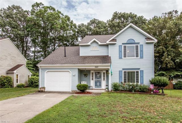 243 Dunn Cir, Hampton, VA 23666 (#10264027) :: RE/MAX Central Realty