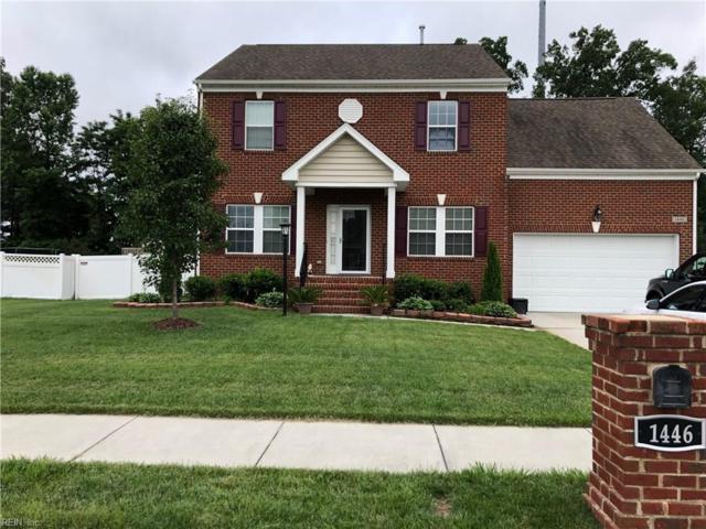 1446 Kemp Bridge Dr, Chesapeake, VA 23320 (#10264056) :: Upscale Avenues Realty Group