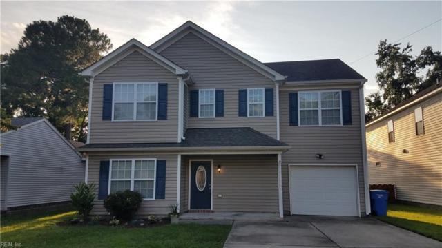 1127 Laurel Ave, Chesapeake, VA 23325 (#10264086) :: Kristie Weaver, REALTOR