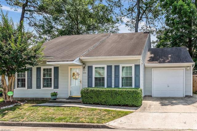 202 Gate House Rd, Newport News, VA 23608 (#10264209) :: Atkinson Realty