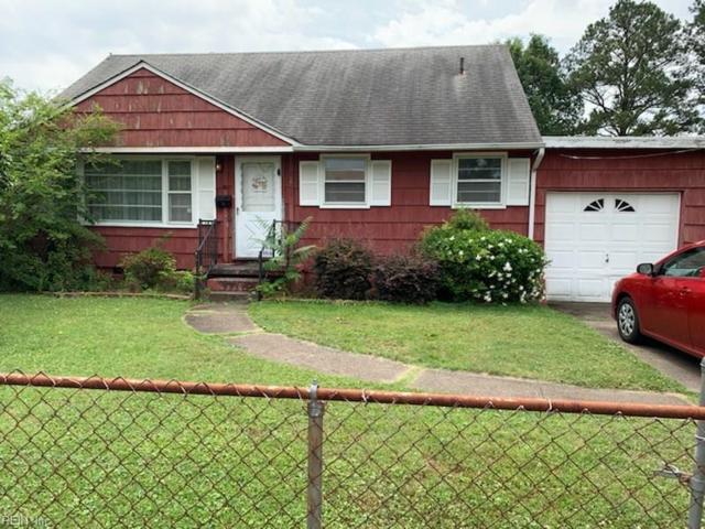 1241 River Oaks Dr, Norfolk, VA 23502 (#10264336) :: RE/MAX Alliance