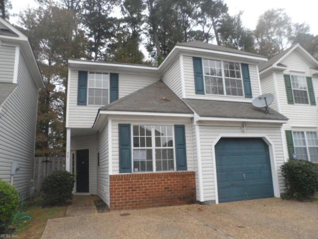 33 Lavender Ter, Hampton, VA 23663 (#10264498) :: Momentum Real Estate