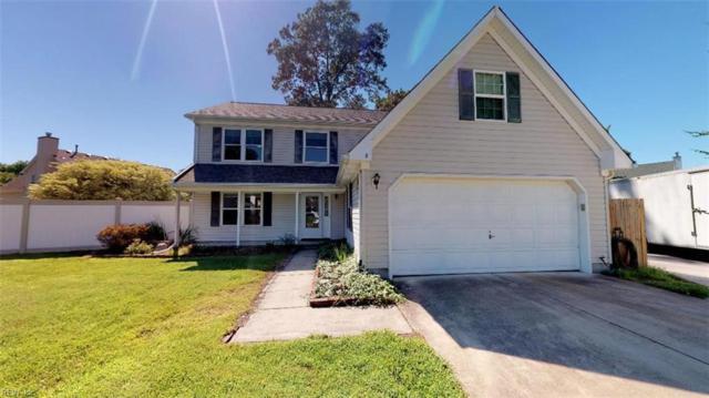 8 Draper Cir, Hampton, VA 23666 (#10264539) :: Abbitt Realty Co.
